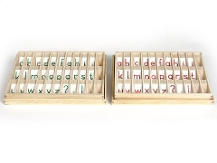 Advanced Movable Alphabet